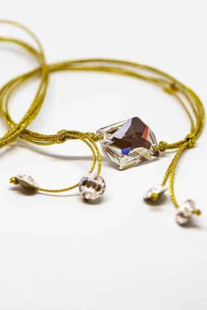Swarovski Bracelet gold