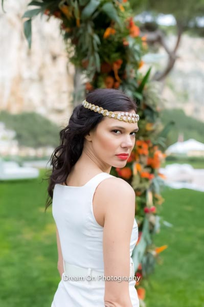 woman, bride, hair accessory, crown, model, headpiece