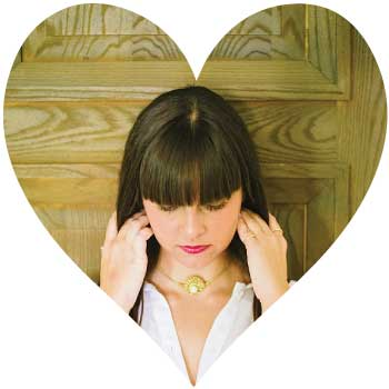 Handmade accessories designer, Alexandra