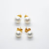 μαργαριταρια γλυκου νερου σκουλαρικια