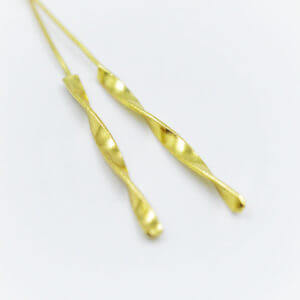 gold pins