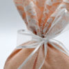 rose lace pouch bow tulle ribbon
